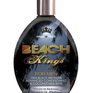 beach kings for men black bronzer tanning lotion from tan inc