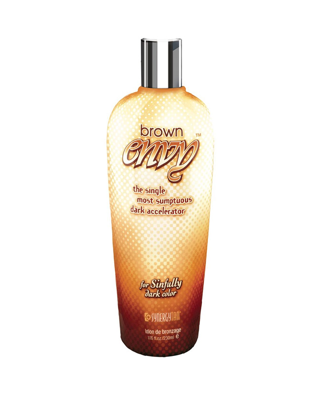 brown-envy tanning lotion from synergy tan