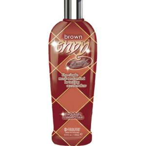 brown-envy dark bronzing accelerator tanning lotion from synergy tan