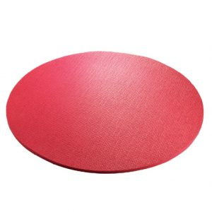 circle_mat_red for tanning sun bed salons
