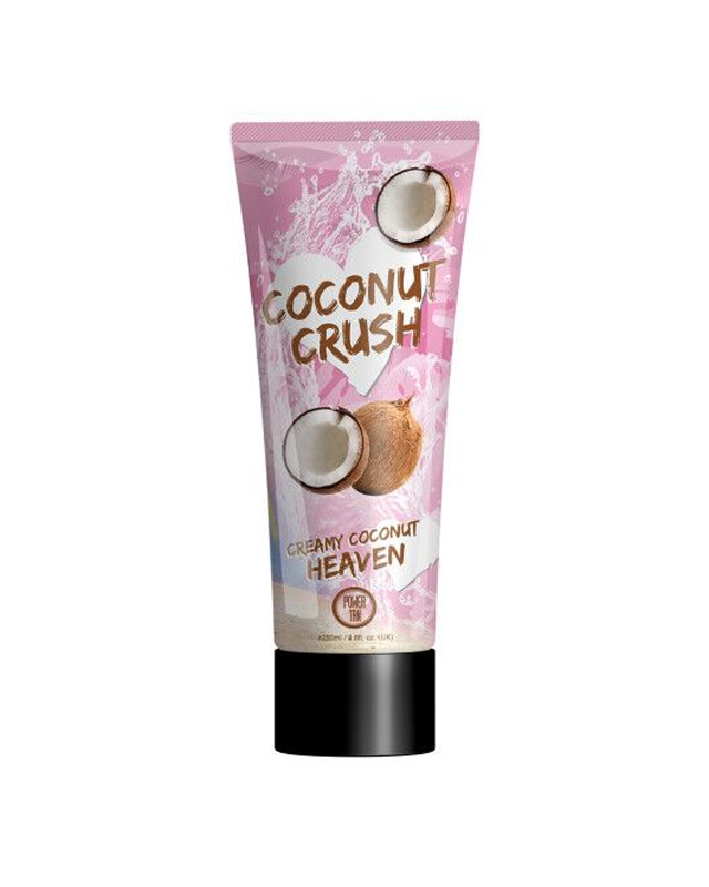 coconut-crush fruity tanning lotion from power tan