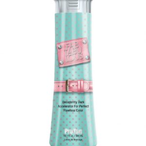 fabtabulous fabulous dark accelerator tanning lotion from pro tan