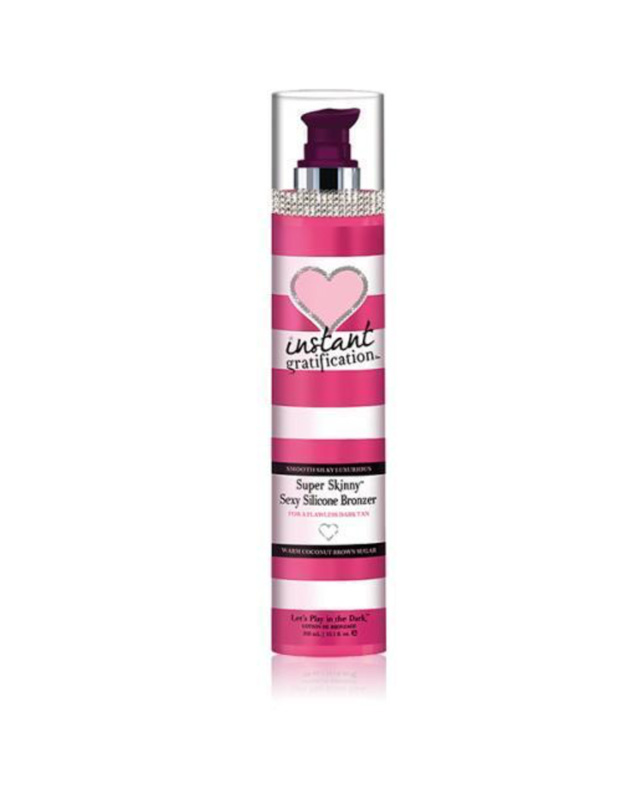instant-gratification tanning lotion