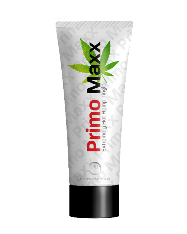 primo-maxx tanning lotion with tingle from power tan