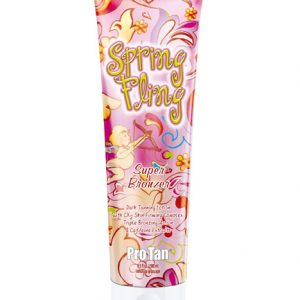 spring-fling extreme tanning lotion from pro tan