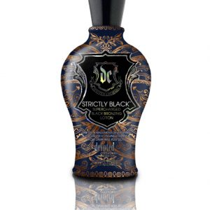 strictly-black tanning lotion from devoted creations