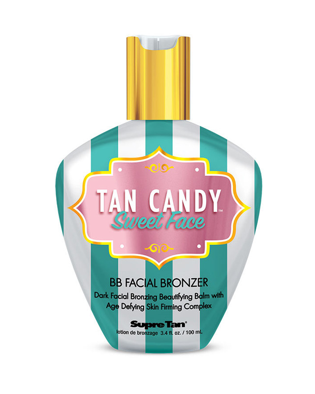 sweet-face tanning lotion from supre tan