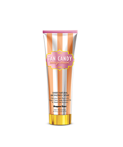 tan-candy-orange-dream bronzing tanning creme lotion