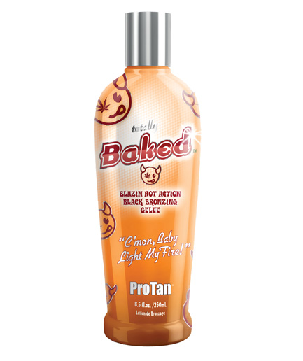 totally-baked extreme tanning lotion from pro tan