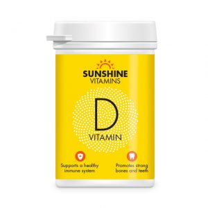 sunshine vitamin d beauty supplements