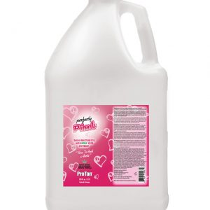 gallon-perfectly-pink bulk tanning lotion for salon from pro tan