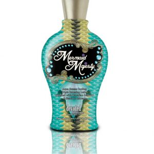 mermaid-majesty tanning lotions from devoted creations