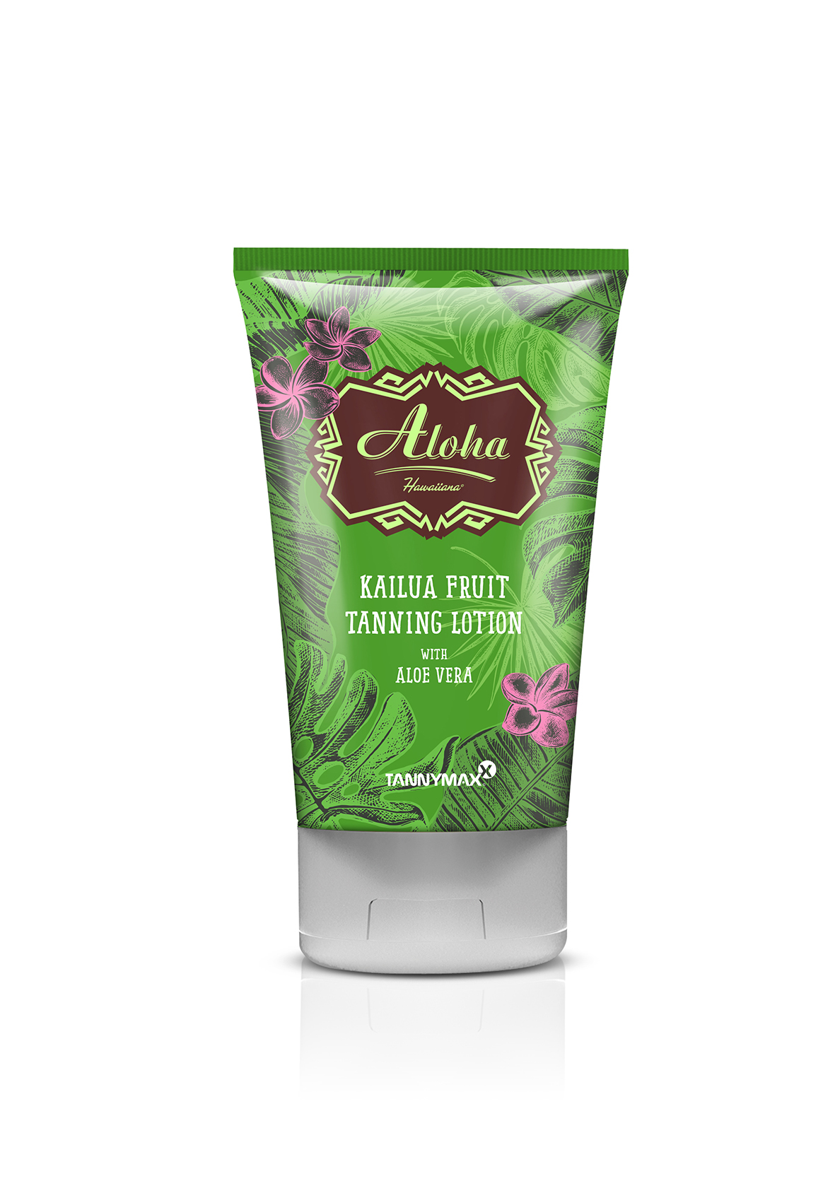 tannymaxx aloha hawaiian kailua fruit tanning lotion with aloe vera