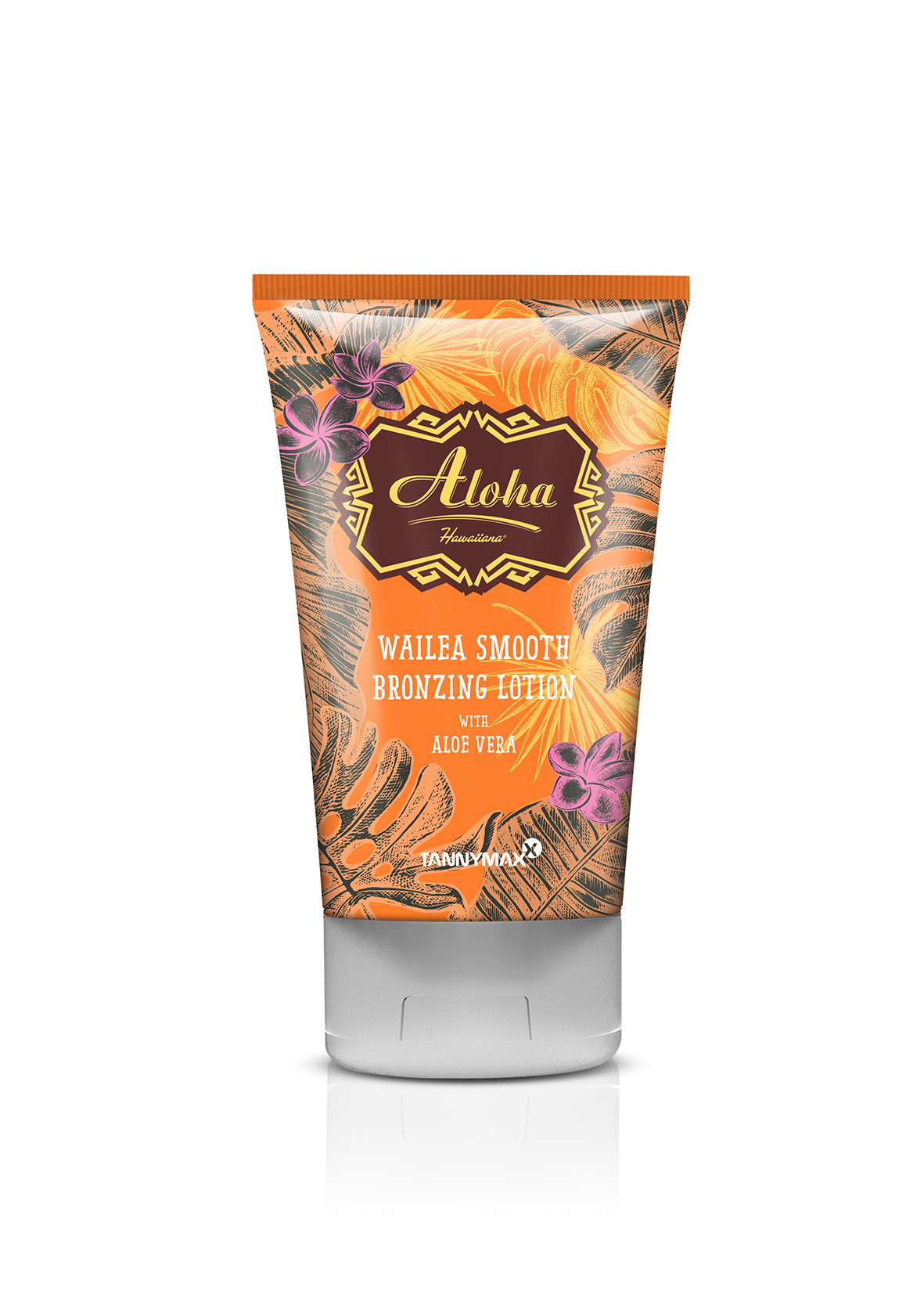 tannymaxx aloha hawaiian wailea smooth bronzing lotion with aloe vera