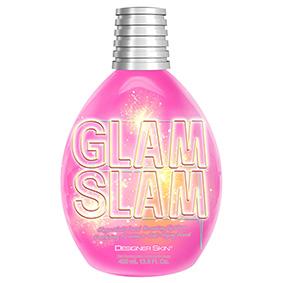 designer skin tanning lotion GlamSlam