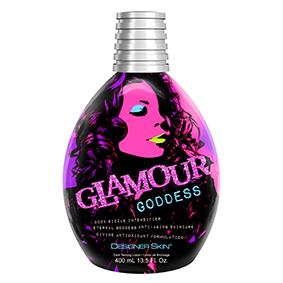 designer skin tanning lotion GlamourGoddess