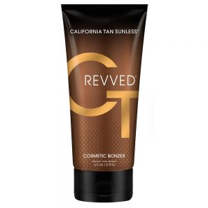 california tan Revved-Cosmetic-Bronzers