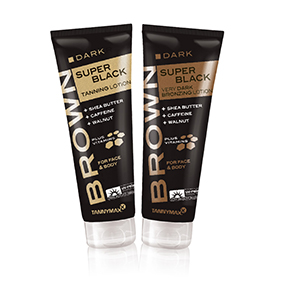 tannymaxx super black tanning lotion special deal very dark