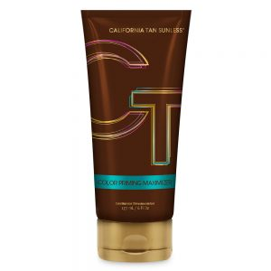 California Tan Colour Priming Maximiser sunless tanning product