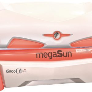 megaSun 690 alpha deluxe tanning bed