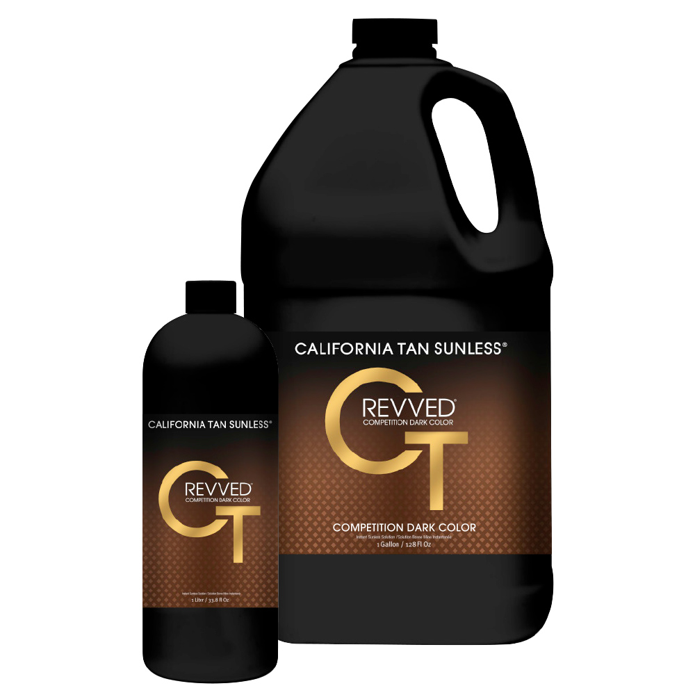 california tan competition dark tinted colour perfecting complex