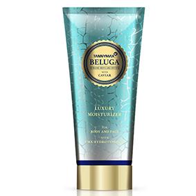 tannymaxx beluga luxury tanning bronzer moisturiser